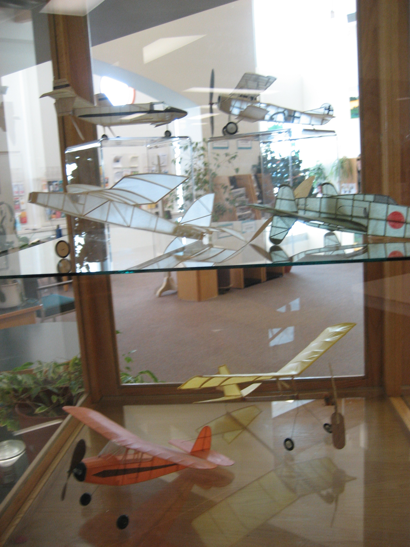 model-planes