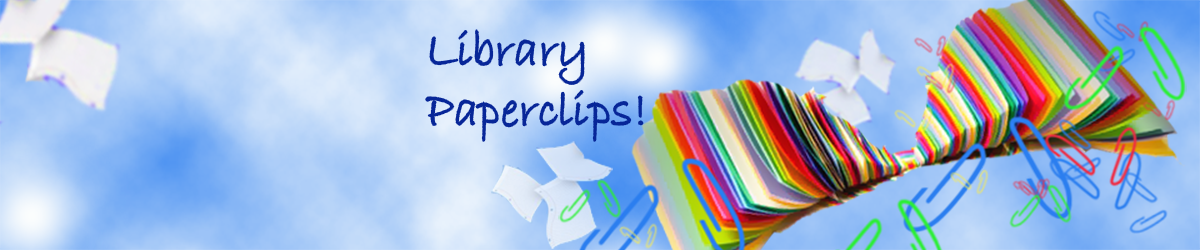 Library Paperclips March 2018