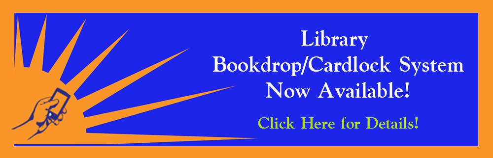Bookdrop Banner