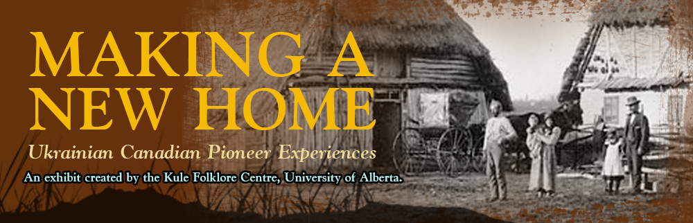 125th Anniversary of Ukrainian Settlement in Canada Exhibit: September 13th to 17th