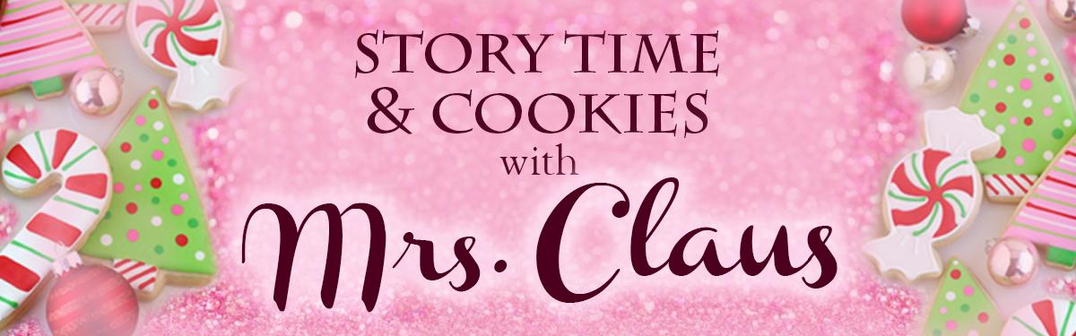 Meet Mrs. Claus - December 16th!