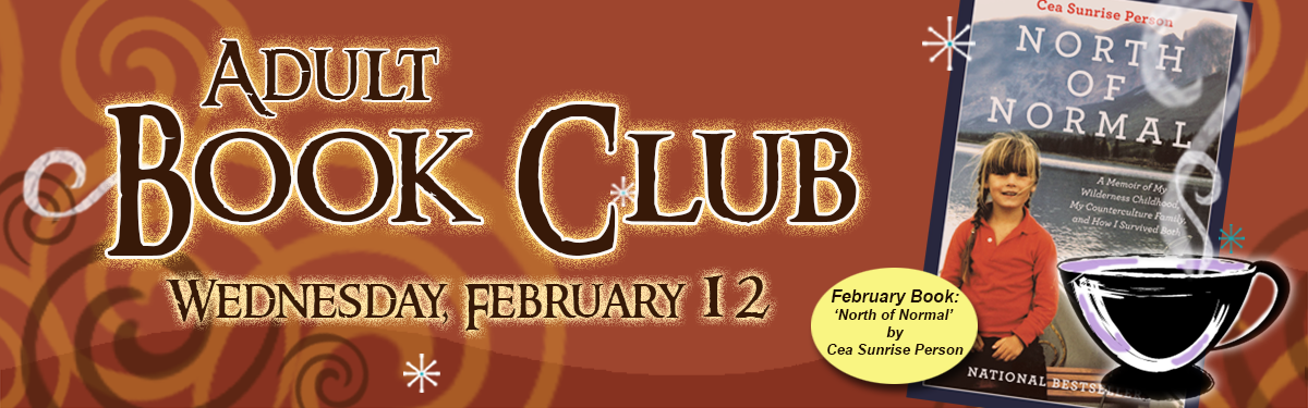 Portage Library Adult Book Club: