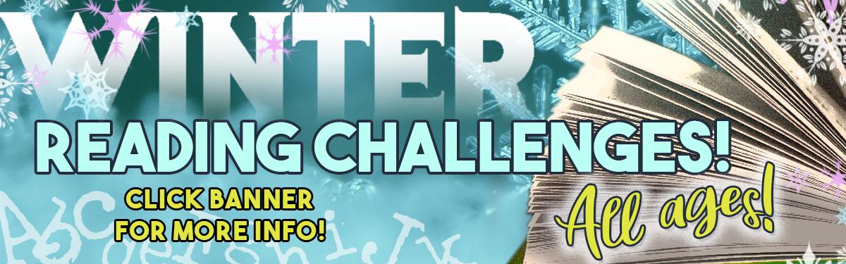 2020 Winter Reading Challenge!