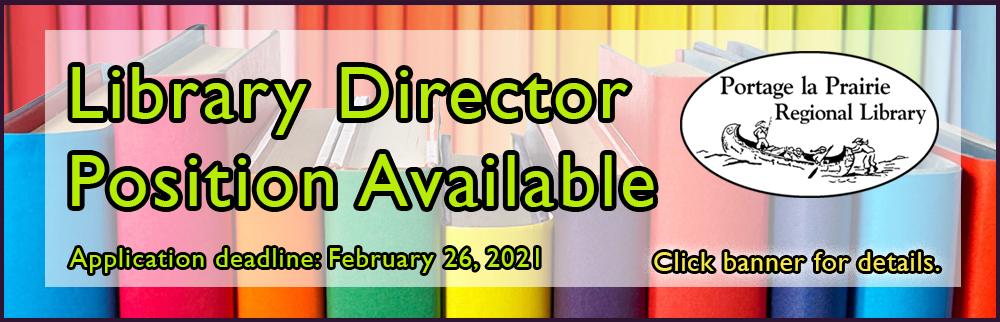 Job Posting: Library Director